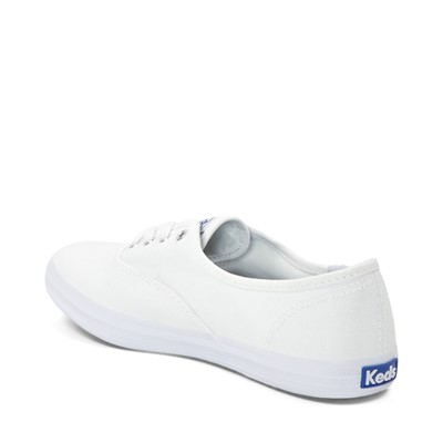 Alternate view of Womens Keds Champion Basic Casual Shoe - White