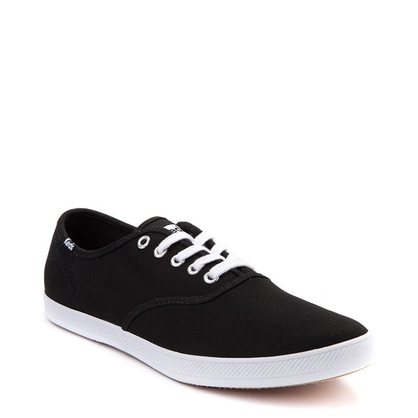alternate image alternate view Womens Keds Champion Basic Casual Shoe - BlackALT1