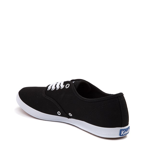 alternate image alternate view Womens Keds Champion Basic Casual Shoe - BlackALT2