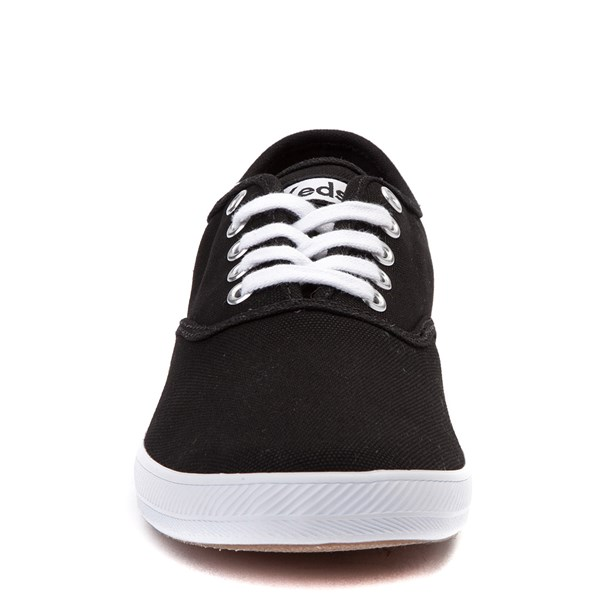 alternate image alternate view Womens Keds Champion Basic Casual Shoe - BlackALT4