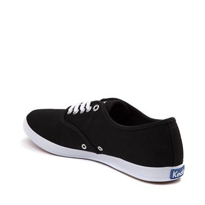 Alternate view of Womens Keds Champion Basic Casual Shoe - Black