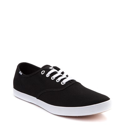 Alternate view of Womens Keds Champion Basic Casual Shoe - Black