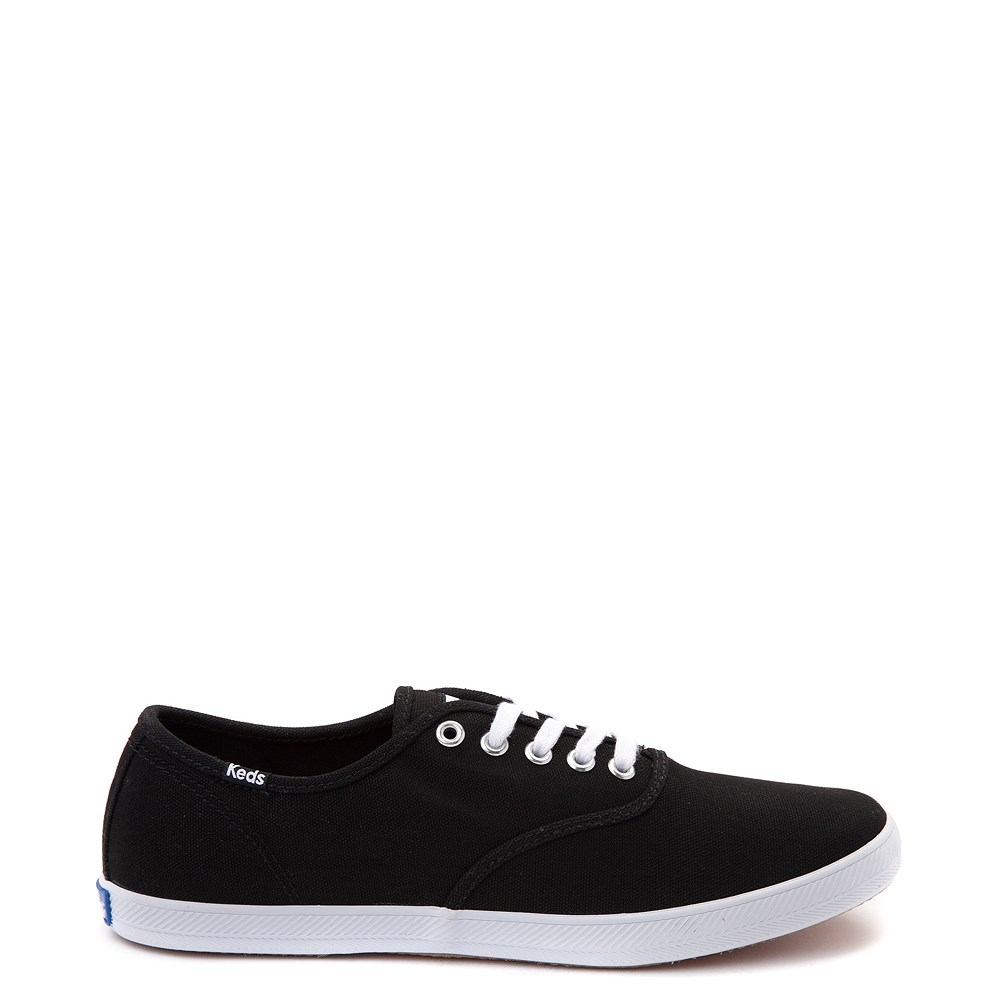 Womens Keds Champion Basic Casual Shoe - Black