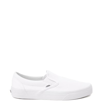 Main view of Vans Slip On Skate Shoe - White