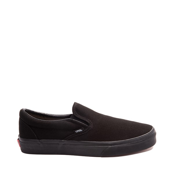 Main view of Vans Slip On Skate Shoe - Black