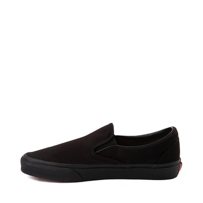 Alternate view of Vans Slip On Skate Shoe - Black