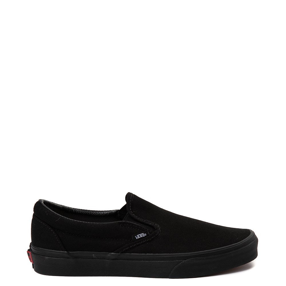 Vans Slip On Skate Shoe - Black