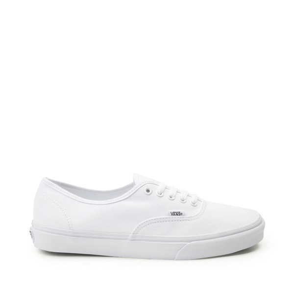 Main view of Vans Authentic Skate Shoe - White