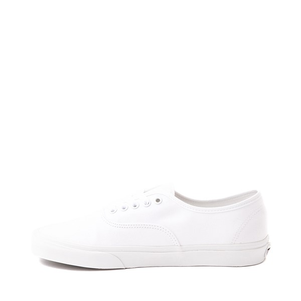 alternate image alternate view Vans Authentic Skate Shoe - WhiteALT1