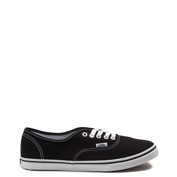 Main view of Vans Authentic Lo Pro Skate Shoe - Black