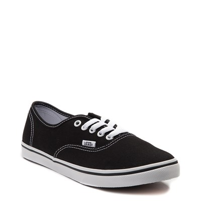 Alternate view of Vans Authentic Lo Pro Skate Shoe - Black