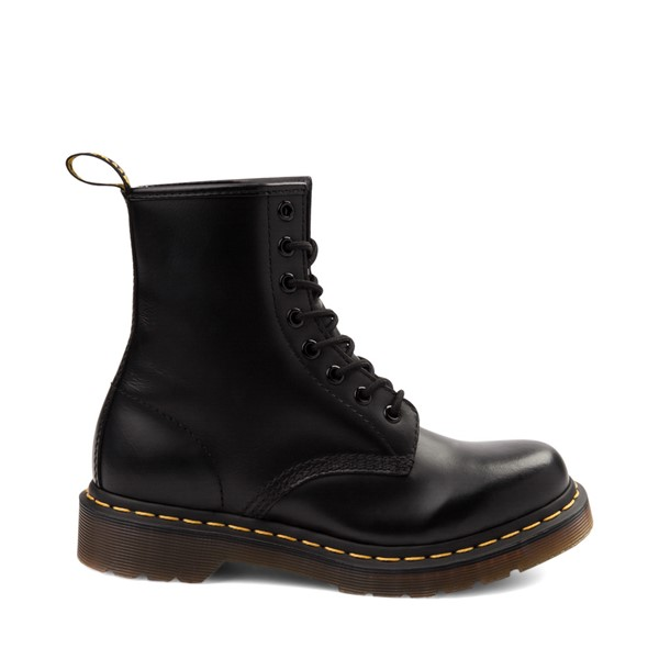 Main view of Womens Dr. Martens 1460 8-Eye Boot - Black