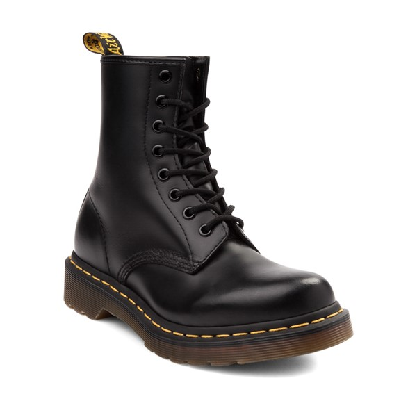 alternate image alternate view Womens Dr. Martens 1460 8-Eye Boot - BlackALT5