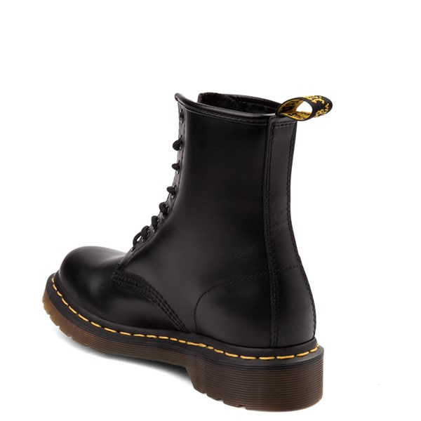 alternate image alternate view Womens Dr. Martens 1460 8-Eye Boot - BlackALT2