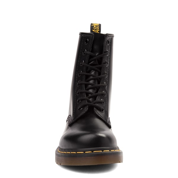 alternate image alternate view Womens Dr. Martens 1460 8-Eye Boot - BlackALT4