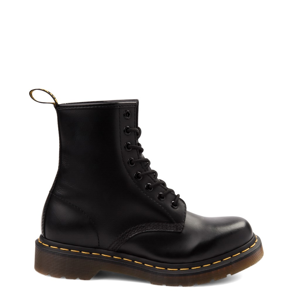Womens Dr. Martens 1460 8-Eye Boot - Black