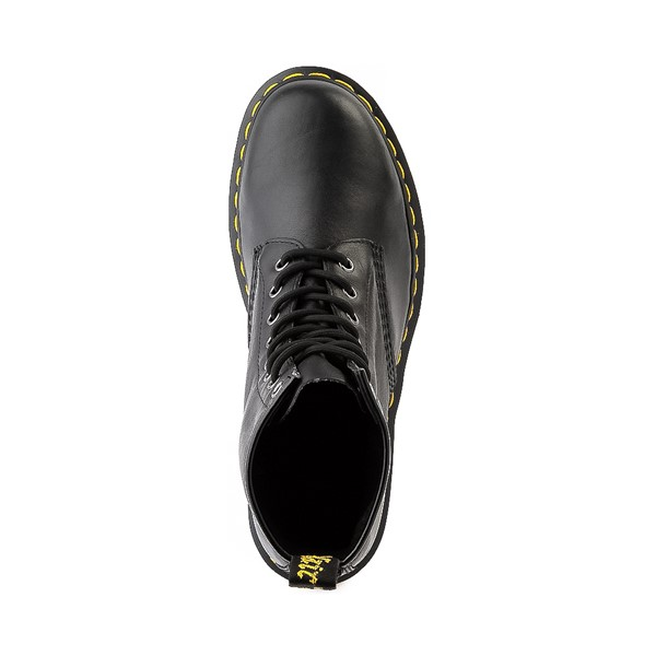alternate image alternate view Mens Dr. Martens 1460 8-Eye Nappa Boot - BlackALT2