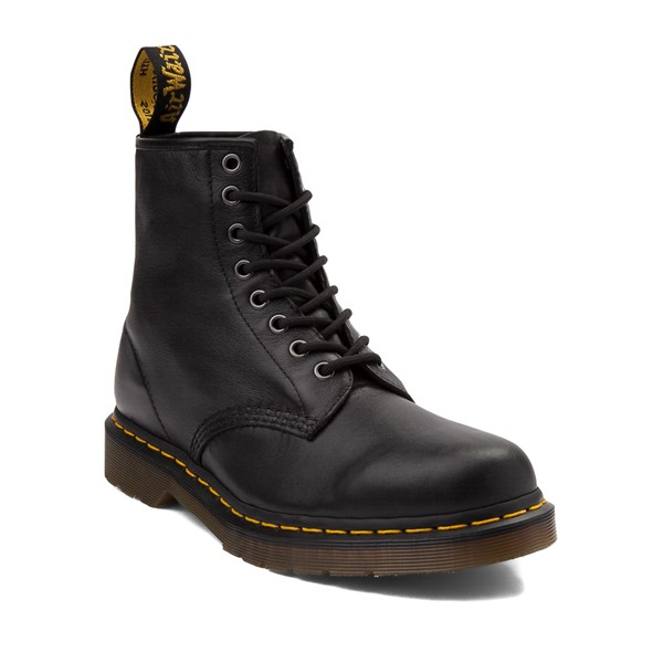 alternate image alternate view Mens Dr. Martens 1460 8-Eye Nappa Boot - BlackALT5