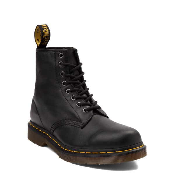 alternate image alternate view Mens Dr. Martens 1460 8-Eye Nappa Boot - BlackALT1