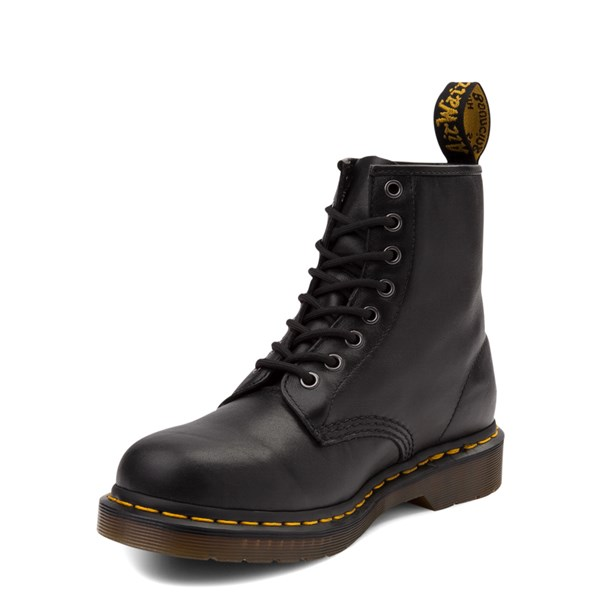 alternate image alternate view Mens Dr. Martens 1460 8-Eye Nappa Boot - BlackALT3