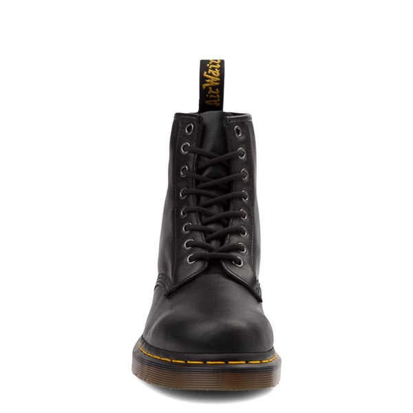 alternate image alternate view Mens Dr. Martens 1460 8-Eye Nappa Boot - BlackALT4