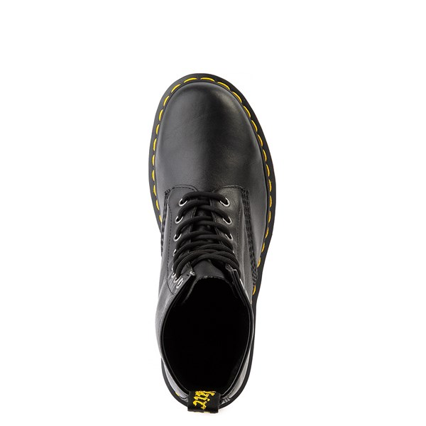 alternate image alternate view Mens Dr. Martens 1460 8-Eye Nappa Boot - BlackALT4B