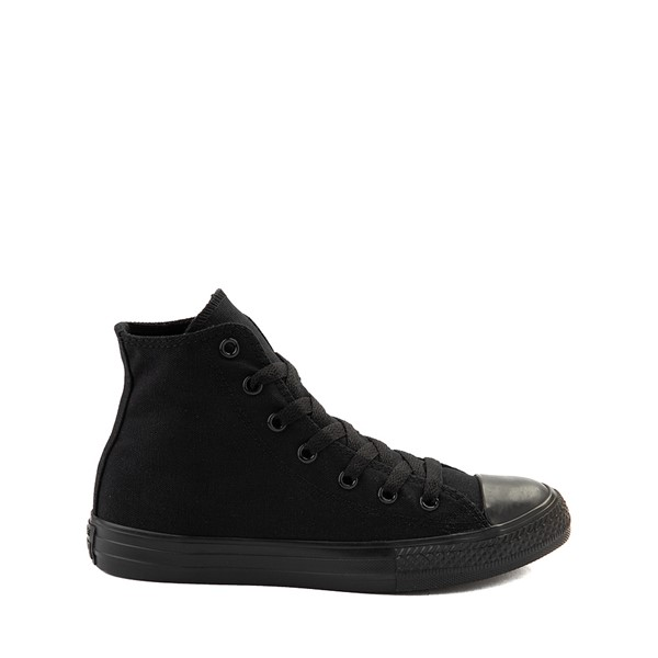 Converse Chuck Taylor All Star Hi Sneaker - Little Kid - Black Monochrome