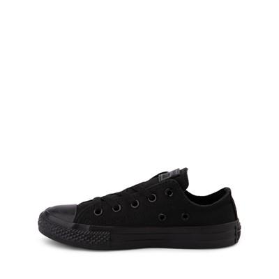 Alternate view of Converse Chuck Taylor All Star Lo Sneaker - Little Kid - Black Monochrome