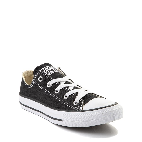 alternate image alternate view Converse Chuck Taylor All Star Lo Sneaker - Toddler / Little Kid - BlackALT1