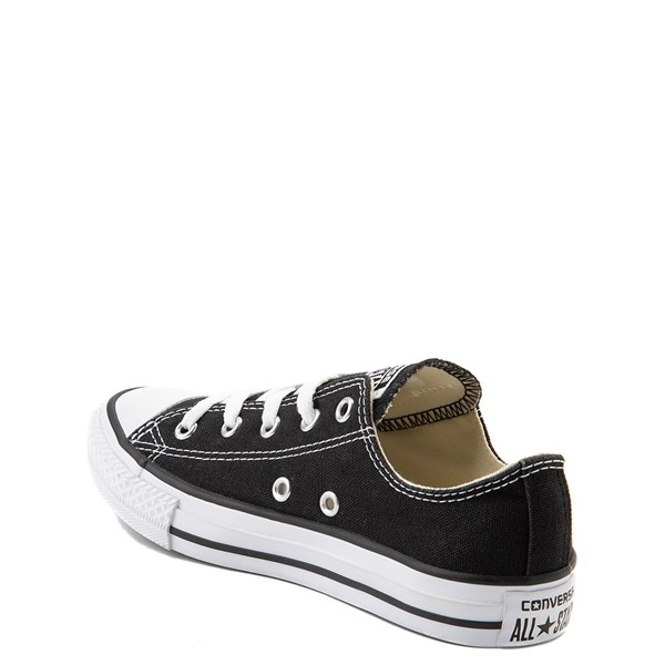 alternate image alternate view Converse Chuck Taylor All Star Lo Sneaker - Toddler / Little Kid - BlackALT2