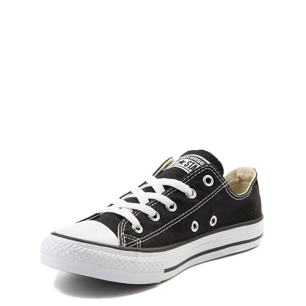 alternate image alternate view Converse Chuck Taylor All Star Lo Sneaker - Toddler / Little Kid - BlackALT3