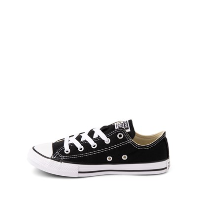 Alternate view of Converse Chuck Taylor All Star Lo Sneaker - Toddler / Little Kid - Black