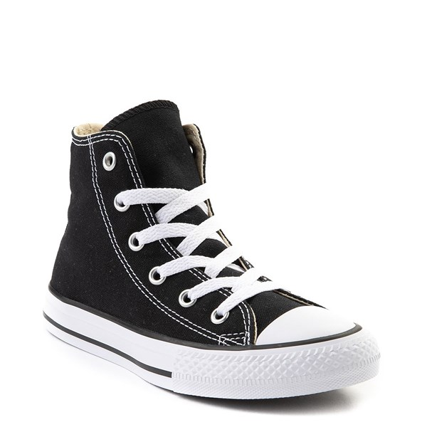alternate image alternate view Converse Chuck Taylor All Star Hi Sneaker - Toddler / Little Kid - BlackALT1B