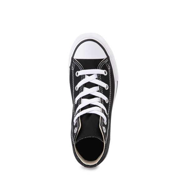 alternate image alternate view Converse Chuck Taylor All Star Hi Sneaker - Toddler / Little Kid - BlackALT2