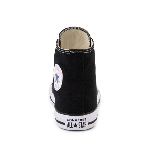 alternate image alternate view Converse Chuck Taylor All Star Hi Sneaker - Toddler / Little Kid - BlackALT4