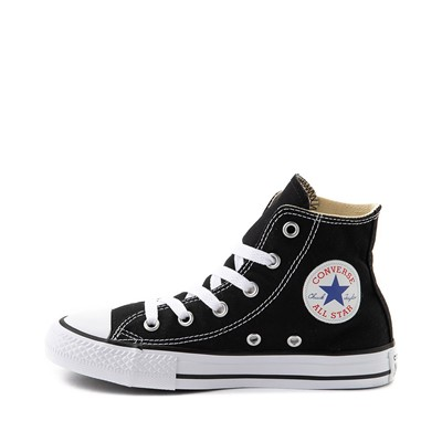 Alternate view of Converse Chuck Taylor All Star Hi Sneaker - Toddler / Little Kid - Black