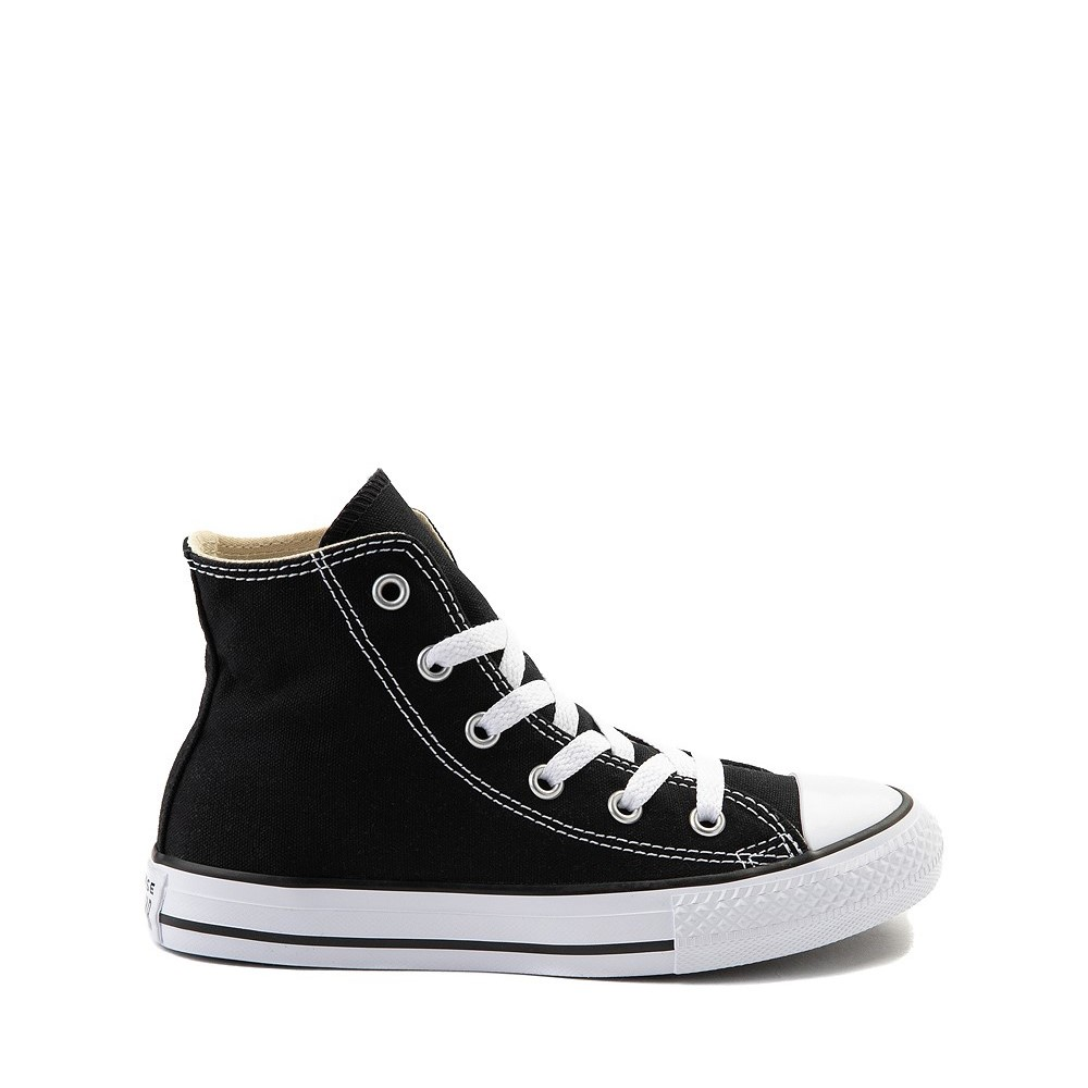 Converse Chuck Taylor All Star Hi Sneaker - Toddler / Little Kid - Black