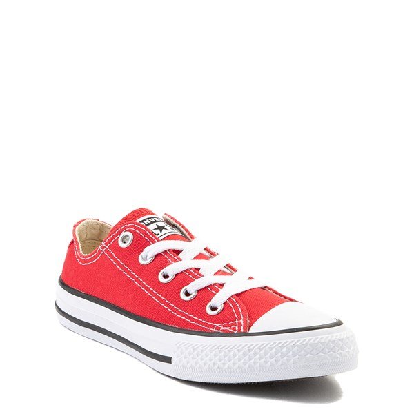 alternate image alternate view Converse Chuck Taylor All Star Lo Sneaker - Little Kid - RedALT1
