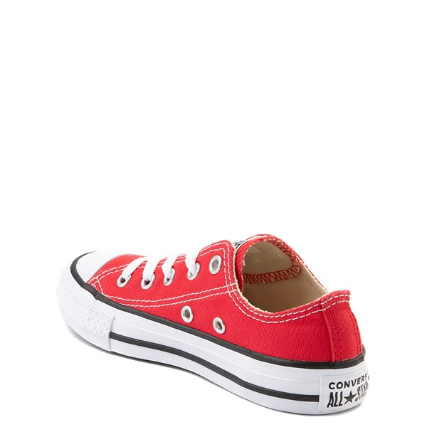 alternate image alternate view Converse Chuck Taylor All Star Lo Sneaker - Little Kid - RedALT2