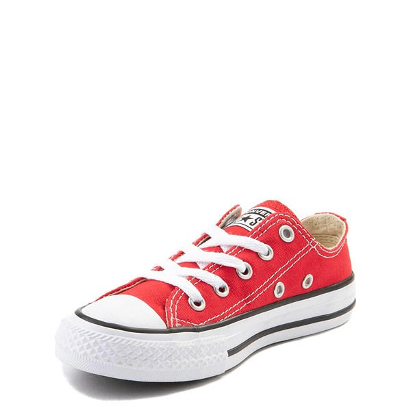 alternate image alternate view Converse Chuck Taylor All Star Lo Sneaker - Little Kid - RedALT3
