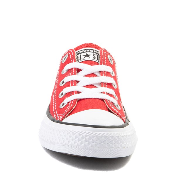 alternate image alternate view Converse Chuck Taylor All Star Lo Sneaker - Little Kid - RedALT4