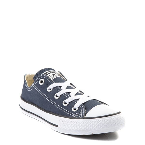 alternate image alternate view Converse Chuck Taylor All Star Lo Sneaker - Little Kid - NavyALT1