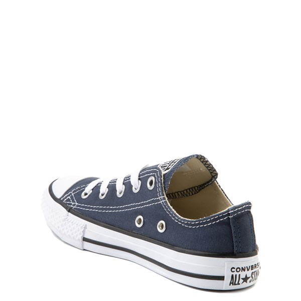 alternate image alternate view Converse Chuck Taylor All Star Lo Sneaker - Little Kid - NavyALT2