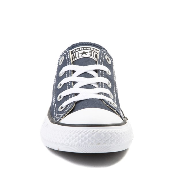 alternate image alternate view Converse Chuck Taylor All Star Lo Sneaker - Little Kid - NavyALT4