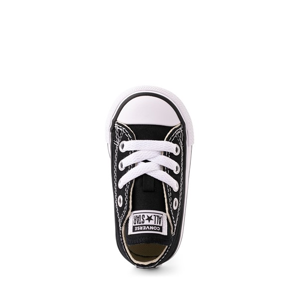 alternate image alternate view Converse Chuck Taylor All Star Lo Sneaker - Baby / Toddler - BlackALT2