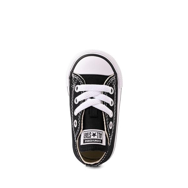 alternate image alternate view Converse Chuck Taylor All Star Lo Sneaker - Baby / Toddler - BlackALT2