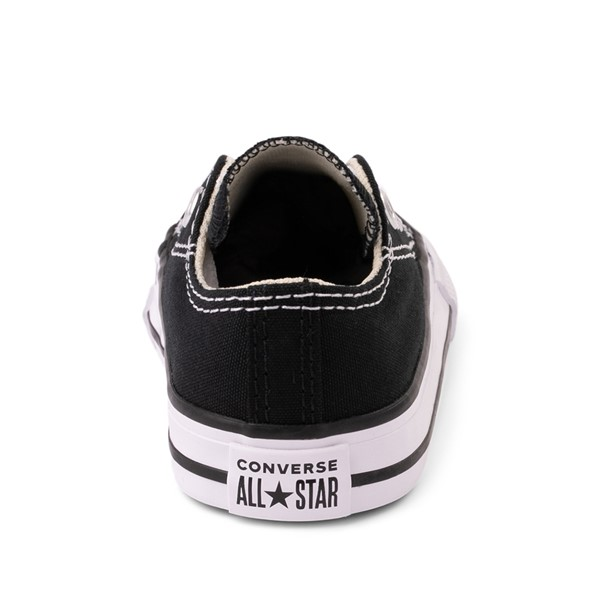 alternate image alternate view Converse Chuck Taylor All Star Lo Sneaker - Baby / Toddler - BlackALT4