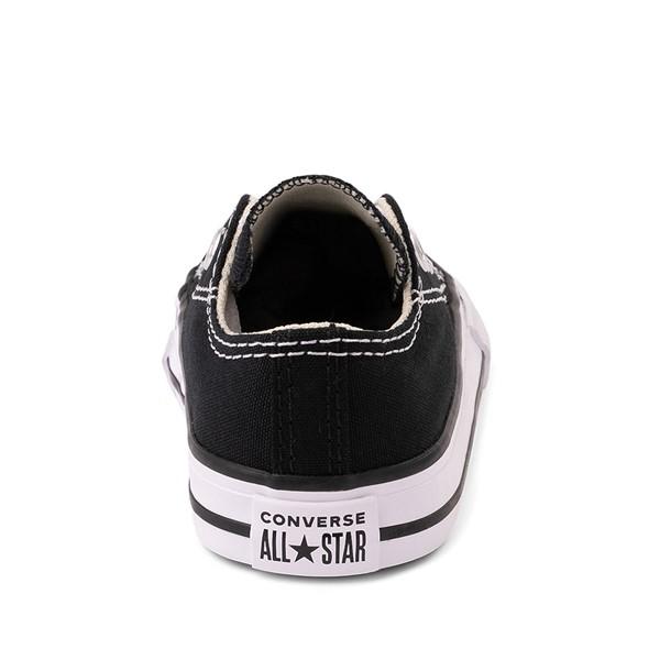 alternate image alternate view Converse Chuck Taylor All Star Lo Sneaker - Baby / Toddler - BlackALT4