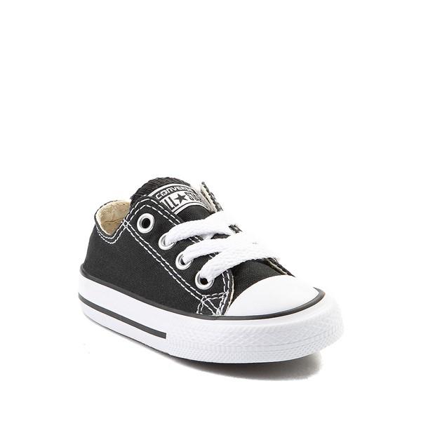 alternate image alternate view Converse Chuck Taylor All Star Lo Sneaker - Baby / Toddler - BlackALT5