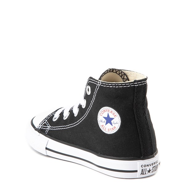 alternate image alternate view Converse Chuck Taylor All Star Hi Sneaker - Baby / Toddler - BlackALT2
